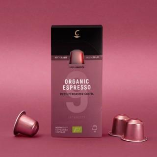 Organic Espresso